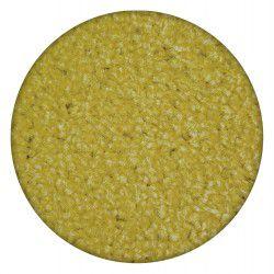 Килим кръг ETON жълто