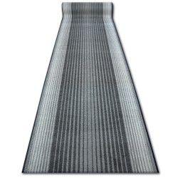 дебел килим бегач противоплъзгаща основа CAPITOL сиво