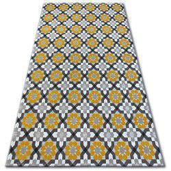 Килим LISBOA 27206/275 цветя жълт