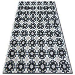 Килим LISBOA 27206/356 цветя сив