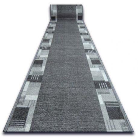 дебел Пътеки противоплъзгаща основа MONTANA сиво