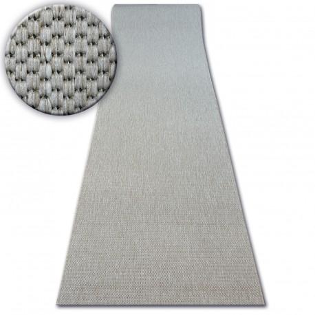 Пътеки SIZAL FLOORLUX модел 20433 сребро гладък