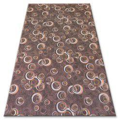 мокети килим DROPS 043 кафяво
