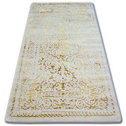 Килим AKRYL MANYAS 0916 слонова кост/злато