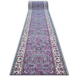 килим бегач BCF BASE 3922 традиция сив/виолетов