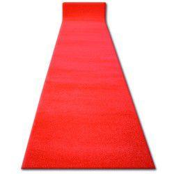 Пътеки SKETCH червено – гладък – за сватба, за църква