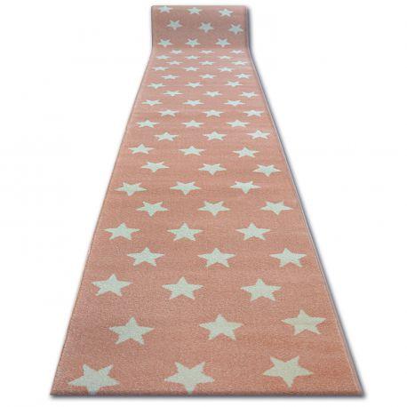 Пътеки SKETCH – FA68 розово/екрю – звезди