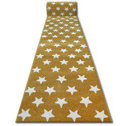 Пътеки SKETCH – FA68 злато/екрю – звезди