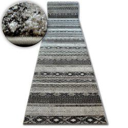 килим бегач SHADOW 1835 екрю/ кафяв - ромб