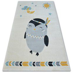 Килим PASTEL 18401/062 – пингвин екрю