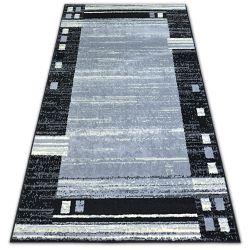Килим BCF BASE CHASSIS 3881 кадър сиво/черно