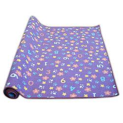мокети килим за деца NUMBERS виолетов численост, азбука, цифри