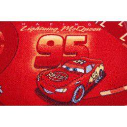 мокети килим DISNEY автомобили червено