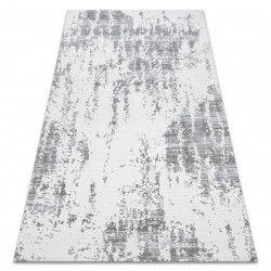 Килим AKRYL USKUP бетон 9484 слонова кост / сив