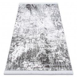 Килим AKRYL NUANS бетон 282/1524 сив