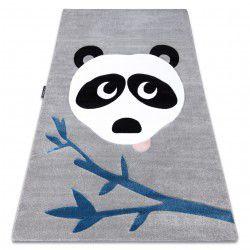 Килим PETIT PANDA панда сиво