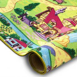 мокети килим CANDY TOWN град за деца utcák
