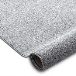 Килим SANTA FE сребърен 92 обикновен плътен цвят