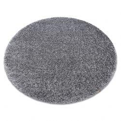 Килим SHAGGY NARIN кръг P901 сив