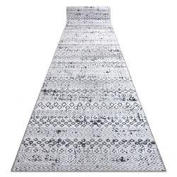 Пътека Structural SIERRA G6042 плоски тъкани бежов / сметана - геометричен, етнически