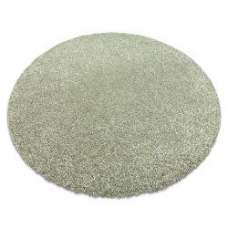 Модерен килим за пране ILDO 71181044 кръг зелено зелено
