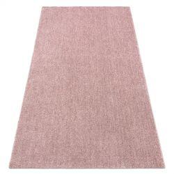 Модерен килим за пране LATIO 71351022 руж розово