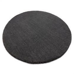 Модерен килим за пране LATIO 71351100 кръг сив