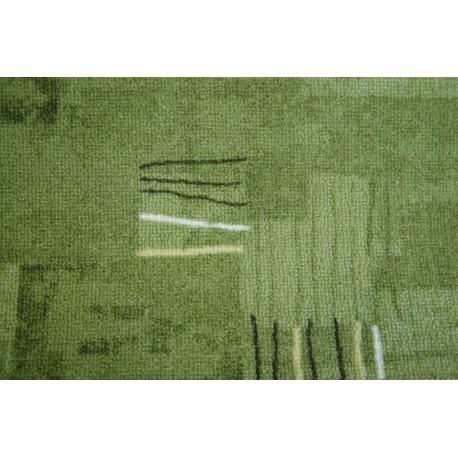 мокети килим VIVA 227 зелено