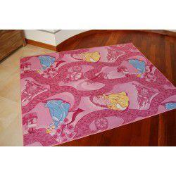 мокети килим DISNEY CELEBRATION розово