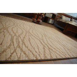мокети килим FLOW 992 кафяво
