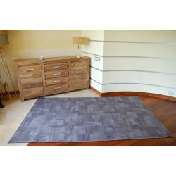 мокети килим KARAT 900 сиво