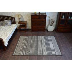 противоплъзгаща основа мокети килим за деца ОБЛАЦИ зелено