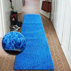 Пътеки SHAGGY 5cm синьо