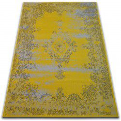 Килим VINTAGE розетка 22206/025 жълто