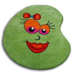 Килим PAINT кръг – 1552 зелено