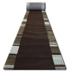 Пътеки HEAT-SET ALMIRA – 9500 рамка кафяво