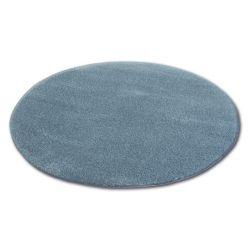 Килим кръг SHAGGY MICRO сиво