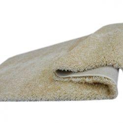 мокети килим SHAGGY NARIN слонова кост/злато/бежово