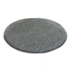 Килим кръг SHAGGY NARIN P901 сиво