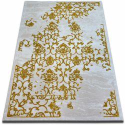 Килим AKRYL BEYAZIT 1798 C. слонова кост/злато