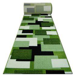 килим бегач HEAT-SET FRYZ PILLY – 8404 зелено/екрю