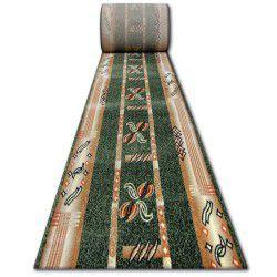 килим бегач HEAT-SET PRIMO 5123 зелено