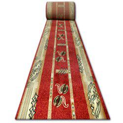 килим бегач HEAT-SET PRIMO 5123 червен