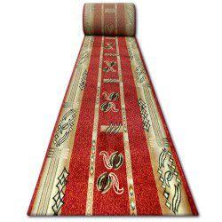 килим бегач HEAT-SET PRIMO 5123 червено