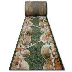 килим бегач HEAT-SET PRIMO 5741 зелено