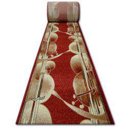 килим бегач HEAT-SET PRIMO 5741 червено