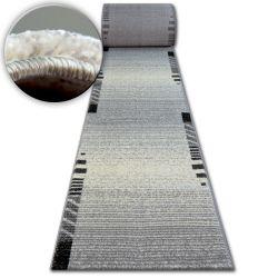килим бегач SHADOW 8597 сребърен