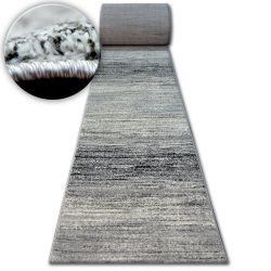 килим бегач SHADOW 8622 бял/черен