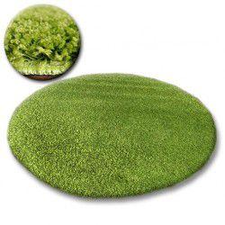 Килим кръг SHAGGY GALAXY 9000 зелено