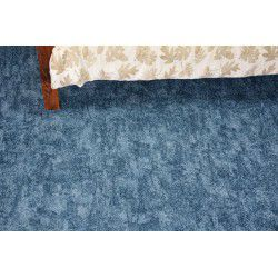мокети килим POZZOLANA синьо 78